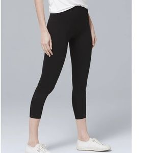 WHBM Instantly Slimming High Waist Cropped Legging